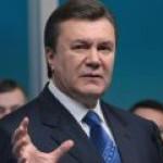 Янукович: об интересах России на переговорах с Европой как-то забыли