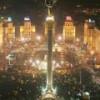 Майдан Независимости на Украине снова ждал в «гости» милицию, но та пока не пришла
