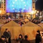 Украина: Евромайдан – новый обман