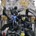 Украина: зона турбулентности засасывает