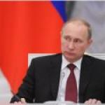 Путин: энергоносители – больше не источник экономического роста