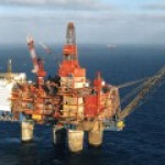 На одной из платформ  Statoil в Северном море произошло ЧП