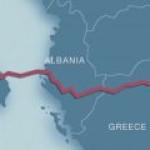 Строительство участка ТАР из Албании в Италию стартует следующей зимой