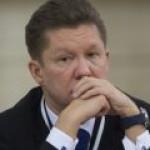 В «Газпроме» начал работу оперативный штаб по транзиту газа через Украину в ЕС