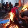 На Украине пролилась первая кровь – убит сторонник евроинтеграции