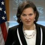 Госдеп США: Псаки знает, что скажет Нуланд в Киеве о новом правительстве Украины
