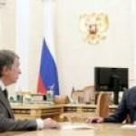 """Сечин отрапортовал Медведеву о выдающихся результатах """"Роснефти"""" за 2013 год"""