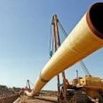 Газопровод ТАР может начать принимать заявки на строительные работы уже в этом году