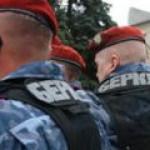 """В Тернополе """"беркутовцы"""" изменили присяге"""