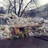 Протестующие на Украине строят баррикады и игнорируют закон об амнистии