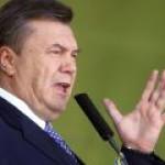 """Янукович призывает """"кровавую хунту"""" прекратить террор против собственного народа"""