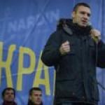 Янукович и Кличко вызвали друг друга на дебаты