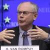 Президент ЕС Ромпей осудил украинские власти и требует санкций