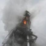 ЛУКОЙЛ остановил производство полиэтилена на ставропольской «дочке» из-за пожара
