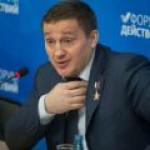 Андрей Бочаров: в Крыму и Севастополе создадут отделения ОНФ