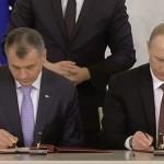 Крым стал российским