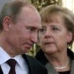 Меркель сказала, что она трезво оценивает ситуацию с транспортировкой газа из РФ в ЕС