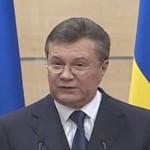 Янукович «воскрес  из пепла», хотя ничего нового не сказал