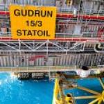 "Statoil начала добычу нефти на месторождении ""Gudrun"""