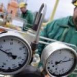 Минэкономразвития дало прогноз объема экспорта газа из РФ на Украину