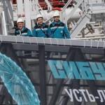 Сжиженный углеводородный газ идет через российские порты