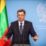 """В Литве уверяют, что """"Газпром"""" снизит цену на газ не менее чем на 20%"""