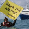 Задержаны активисты Greenpeace, пытавшиеся захватить платформу Transocean Spitsbergen