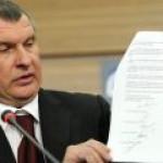 """""""Роснефть"""" выполнит установки Минэнерго по заморозке объемов добычи"""