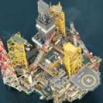 """С месторождения """"Шах Дениз"""" в Азербайджане добыто свыше 50 млрд кубометров газа"""