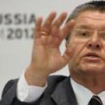 Улюкаев: спад в экономике РФ скоро закончится, в отличие от санкций