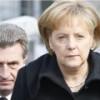 Меркель хочет оставить Эттингера в ЕК