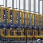 На Украине тренируются тратить меньше газа