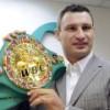 Боксер Кличко официально встал у руля Киева