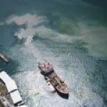 Российские ученые разработают новый способ ликвидации разливов нефти