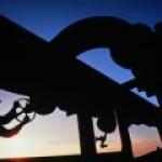 Экспортные нефтегазовые доходы России выросли более чем на треть