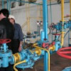 Украина начинает зимний сезон не заполнив хранилища газа и на 50%