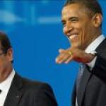 Олланд и Обама снова сговорились против Путина и России