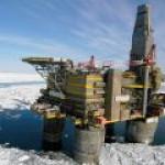 """""""Роснефть"""" намерена инвестировать в Арктику 400 млрд долларов"""
