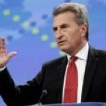 Эттингер: выход Греции из еврозоны не цель, но будет неизбежен