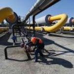 """""""Газпром"""" за неполный год побил рекорд годового объема экспорта газа"""