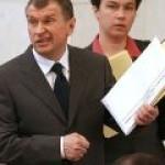 Российским либералам не дает покоя зарплата Сечина