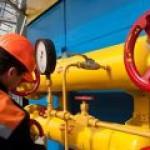 """""""Укртрансгаз"""" отчитался о снижении объемов импорта газа"""