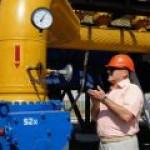 Украина резко нарастила прокачку газа из Словакии