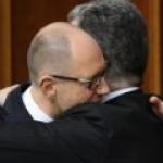 Яценюк мечтает остаться премьером, а если не дадут – виноват Порошенко