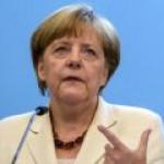 """Меркель снова объяснила, почему поддерживает """"Северный поток-2"""""""