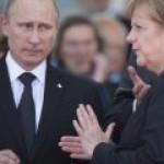 Англосаксы, опасаясь союза Германии и России, раздувают разговоры о грядущей войне