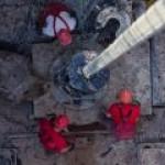 На Верхне-Салымском месторождении в ХМАО установлен рекорд по бурению скважины