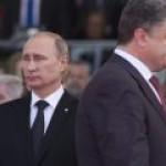 """Слова Порошенко вдохновили рублевых """"медведей"""", но не глав ДНР и ЛНР"""