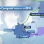 Загрузка газопровода OPAL выросла до 81%
