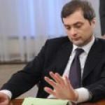Сурков: удав или кролик российской политики на Украине?
